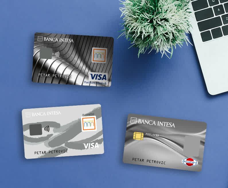 biznis debitne kartice banca intesa