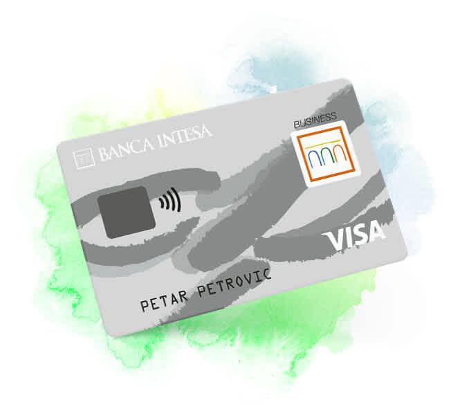 Visa Business debit