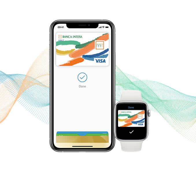 apple pay banca intesa