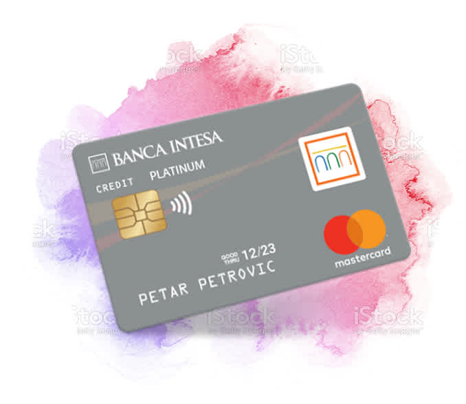 mastercard platinum kreditna kartica