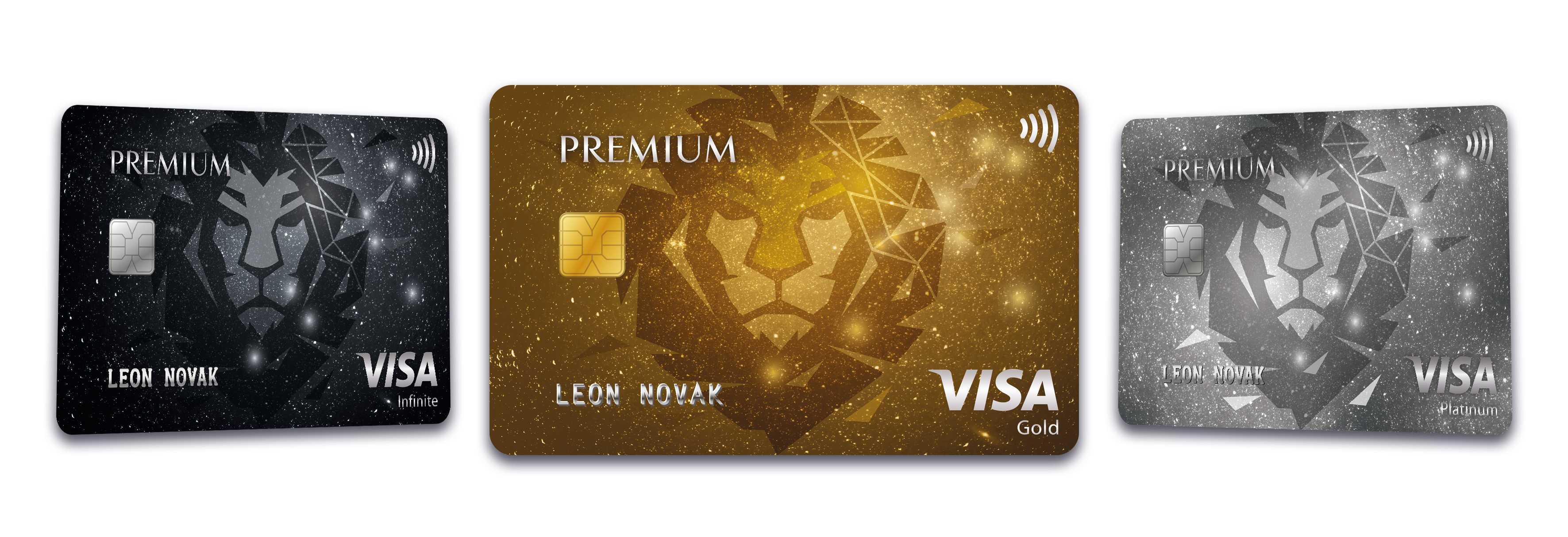 New Visa Premium Cards Launched