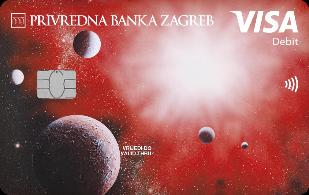 Visa Debit kartica