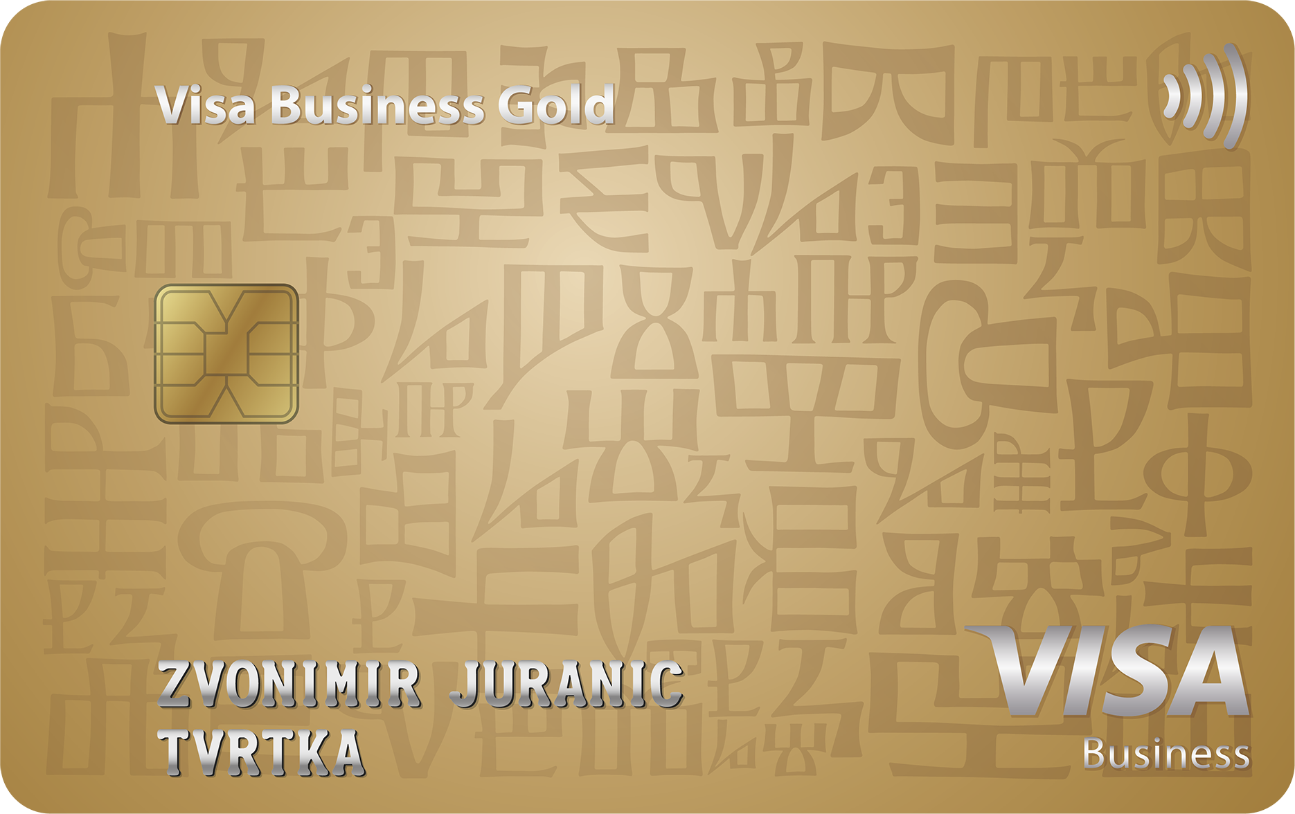 Visa Business Gold