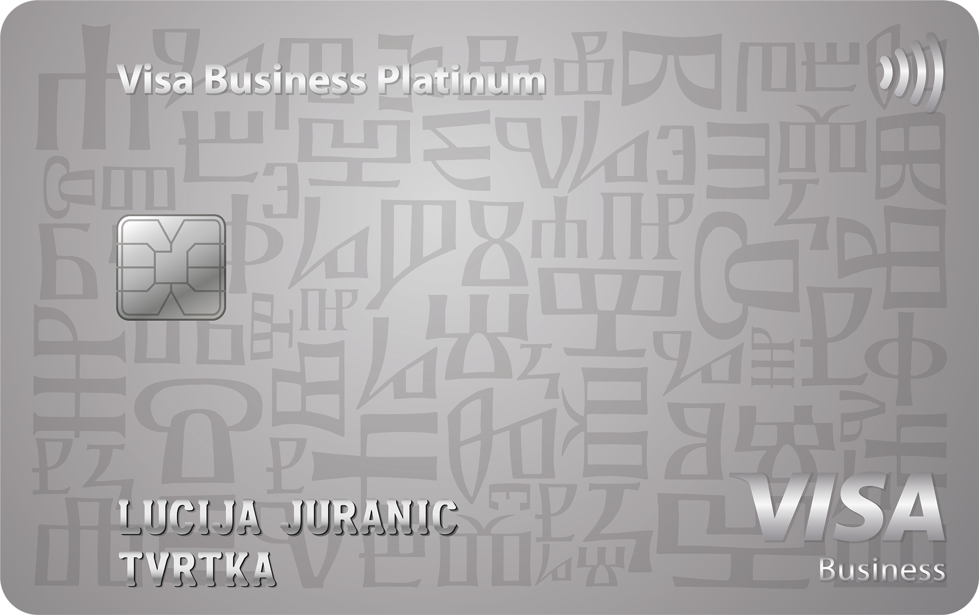 Visa Business Platinum