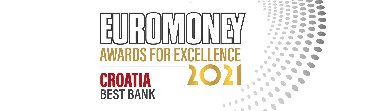 PBZ: Nagrada za izvrsnost Euromoney 2021