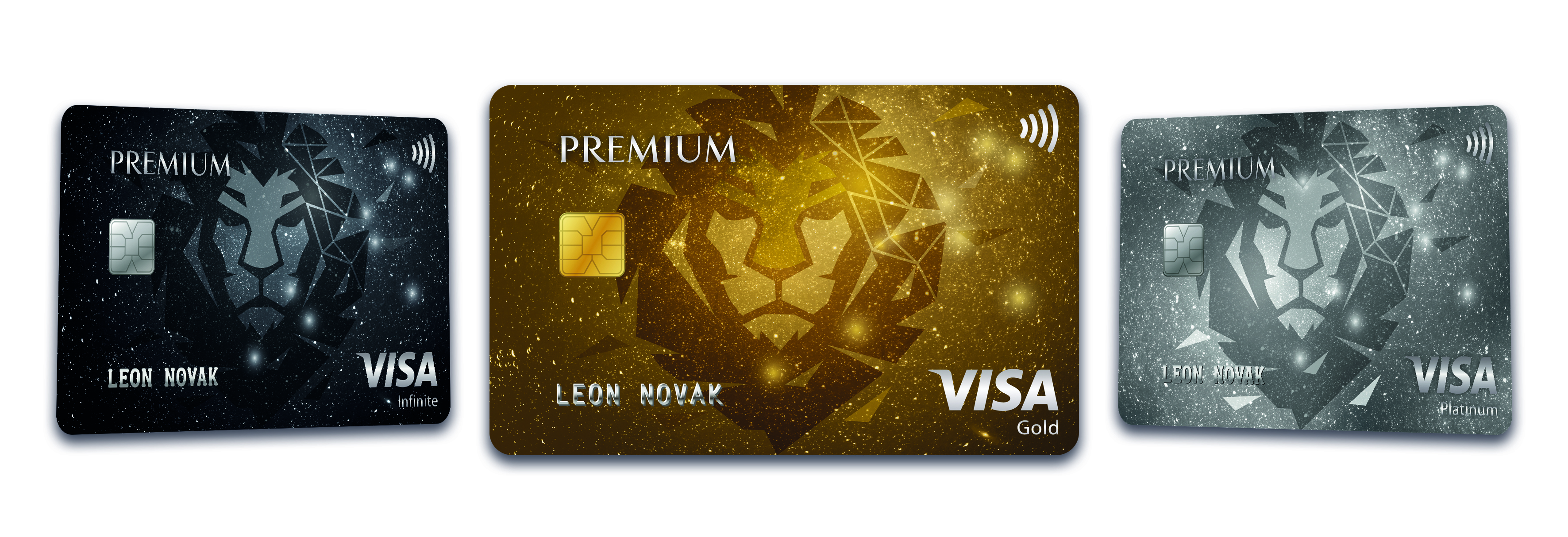 New Visa Premium Cards Launched