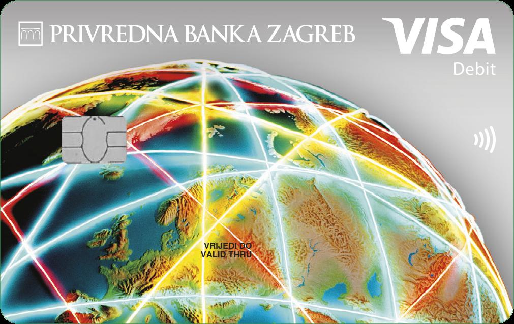 Visa Classic kartica