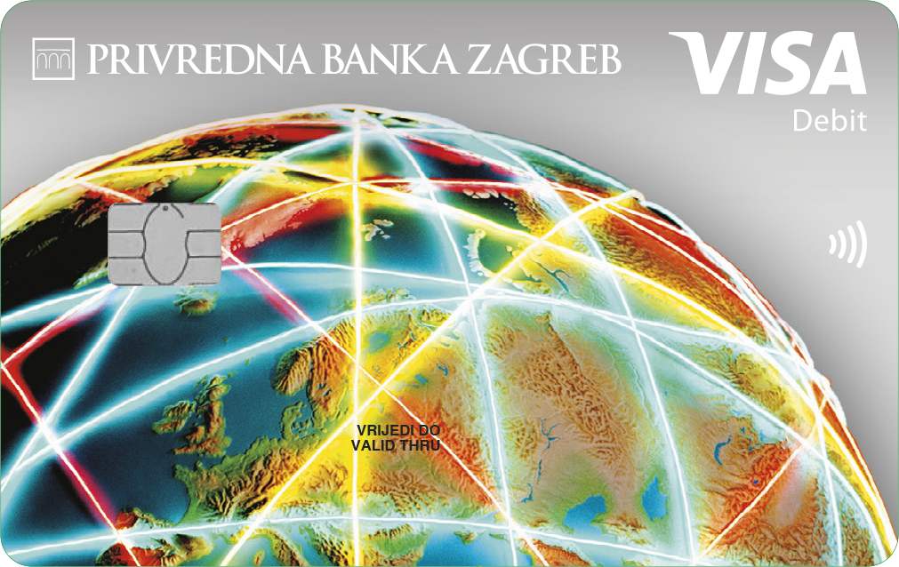The Visa Classic card