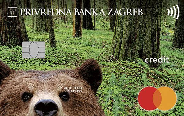 Mastercard charge kartica
