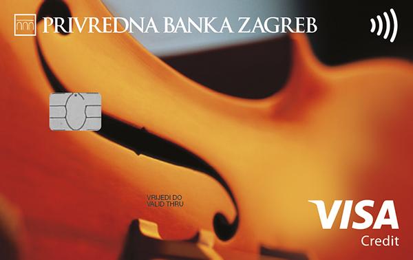 Visa Classic Revolving kartica