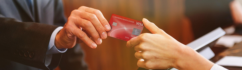 Moje kartično bankarstvo