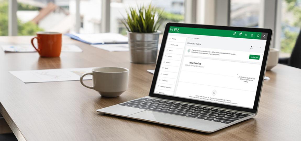 The FINA e-Invoice service