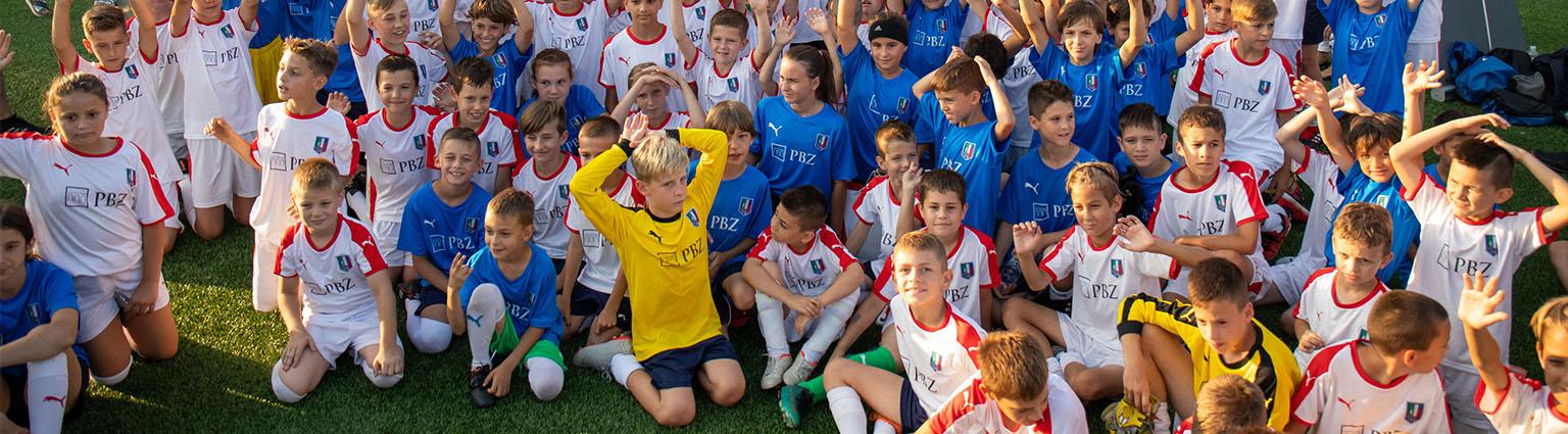 Italia Soccer camp