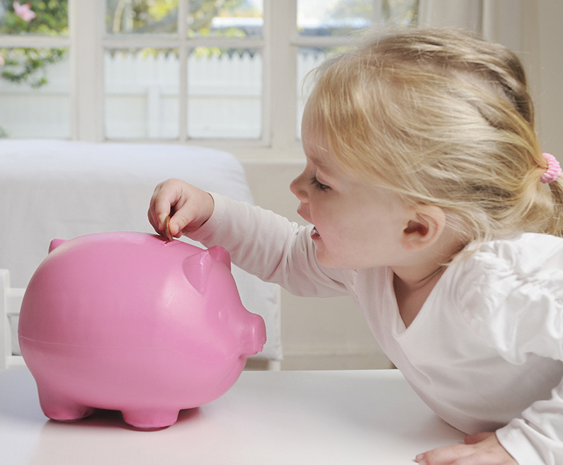 Savings with funds