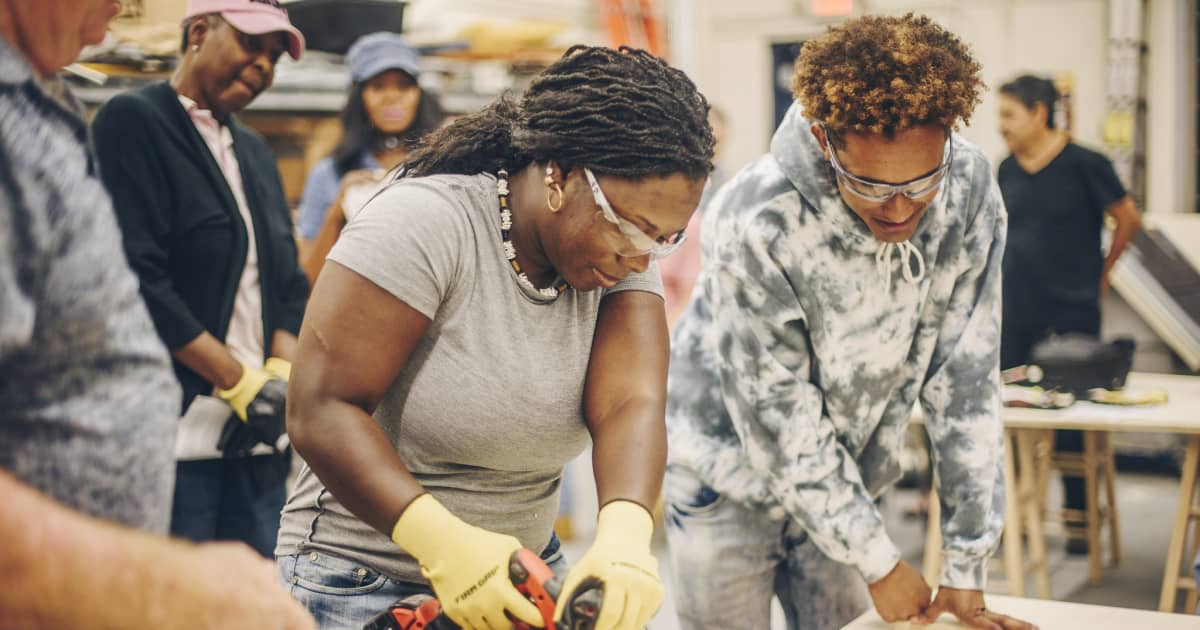 Workforce Development Program Bolsters Underserved Populations Feeds Growing Construction Industry Fiu News Florida International University