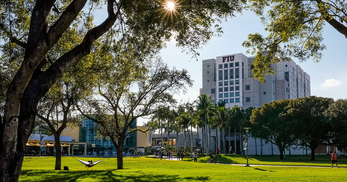 Commitment to changemaking earns recognition for FIU