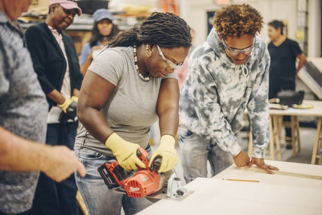 Workforce development program bolsters underserved