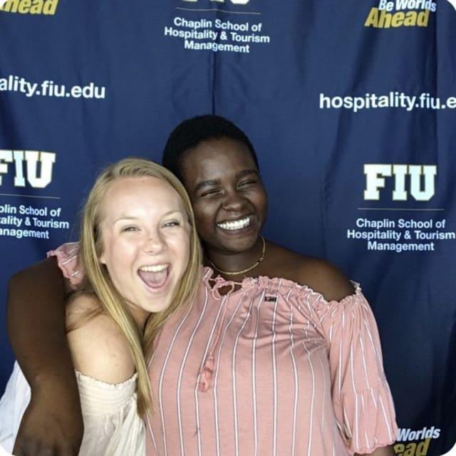 From SOBEWFF® internship to dream job | FIU News - Florida
