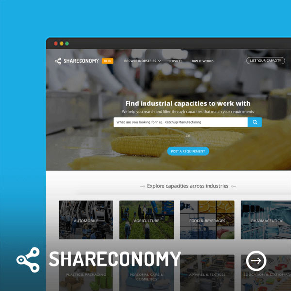 Assets clients shareconomy