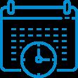 Df asset establish time frames