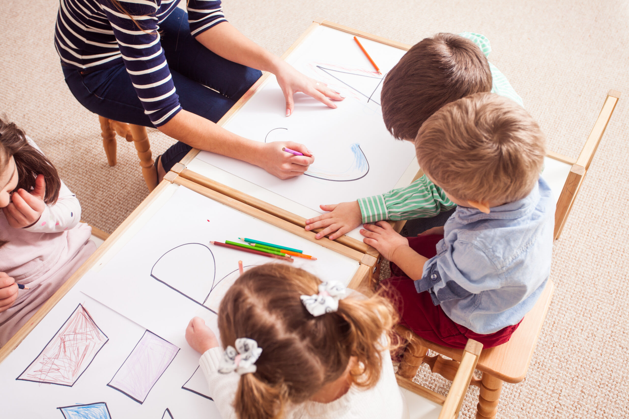 Understanding and Nurturing Troubled Children Course