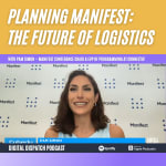 Planning Manifest: The Future of Logistics conference with Pam Simon