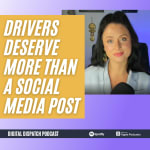 Drivers Deserve More Than a Social Media Post