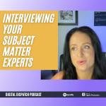 The Hidden Power of Subject Matter Interviews