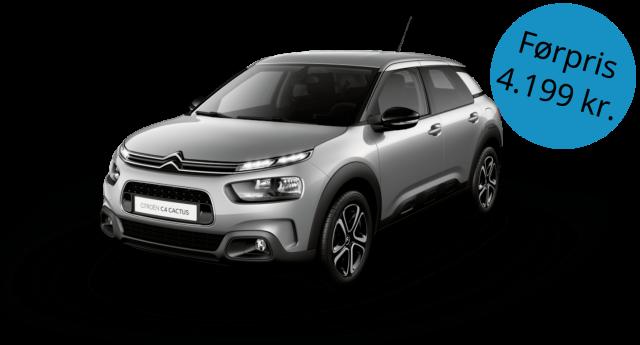 Citroën C4 Cactus Platinum