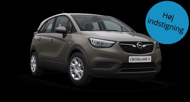 Opel Crossland X Excite