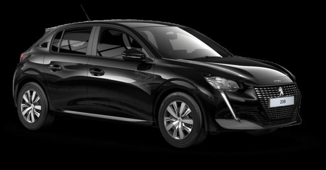 Ny Peugeot 208 Active+