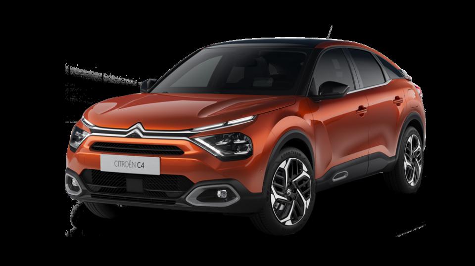 Citroën C4 udsolgt