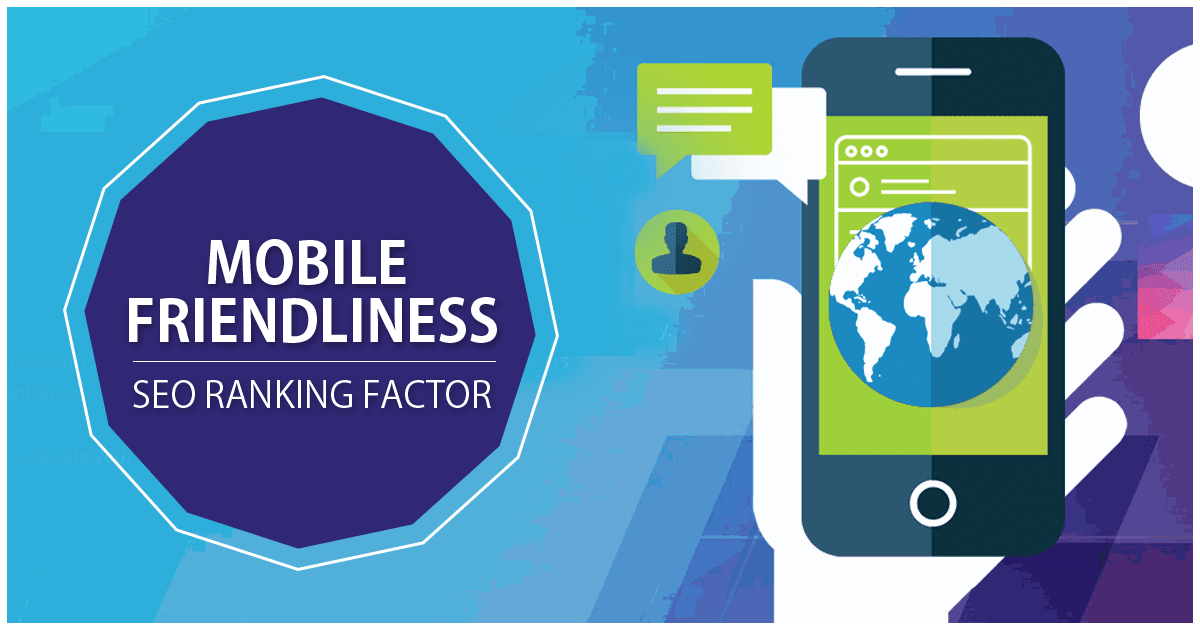 Mobile Friendliness SEO Ranking factor