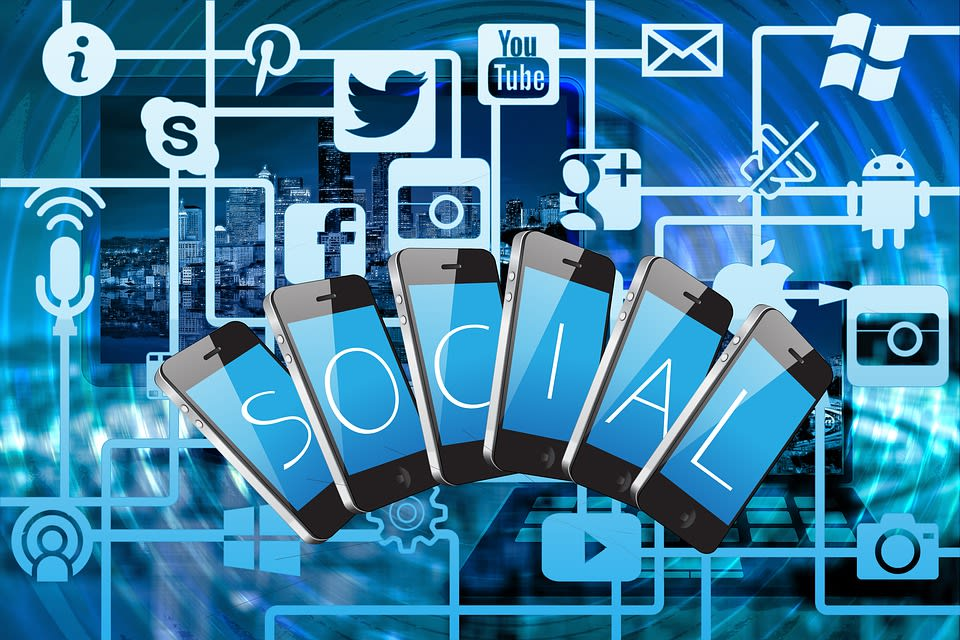 Social Media Marketing - Digital Marketing Trends