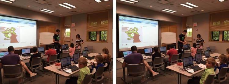 Should Digital Adventures launch a Kids' Coding Hack-A-Thon?