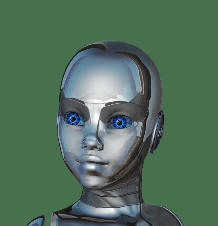 Meet Vicki...Your Kid's New Robot Employee
