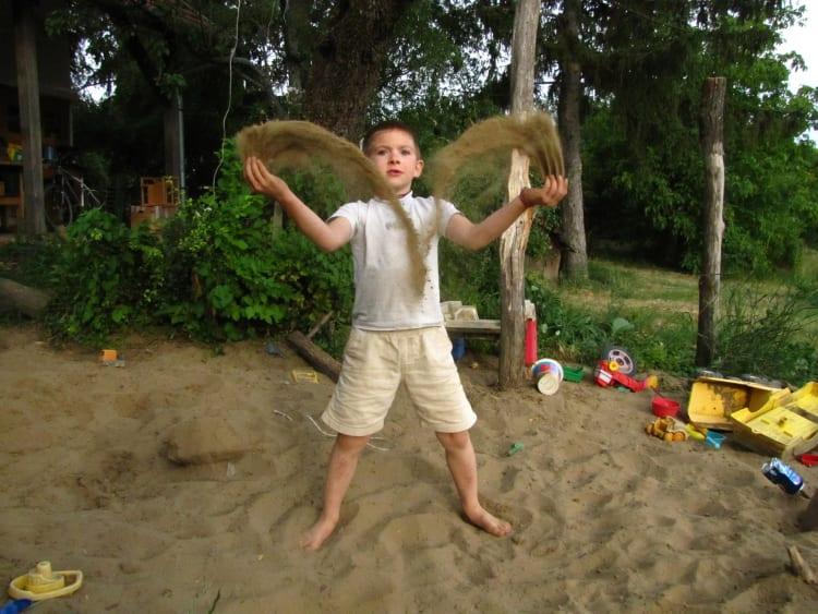 Learn & Play in our Digital Sandbox
