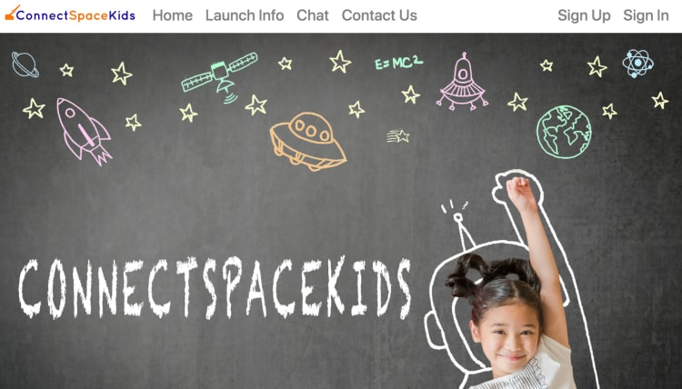 DA Student Launches Space Themed Social Site to Connect Kids