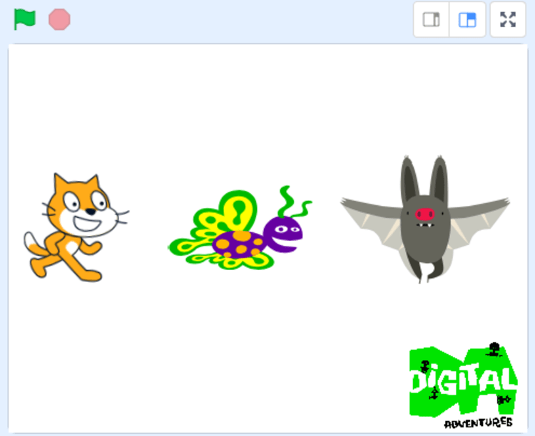 How to build 3 types of character controls using Scratch