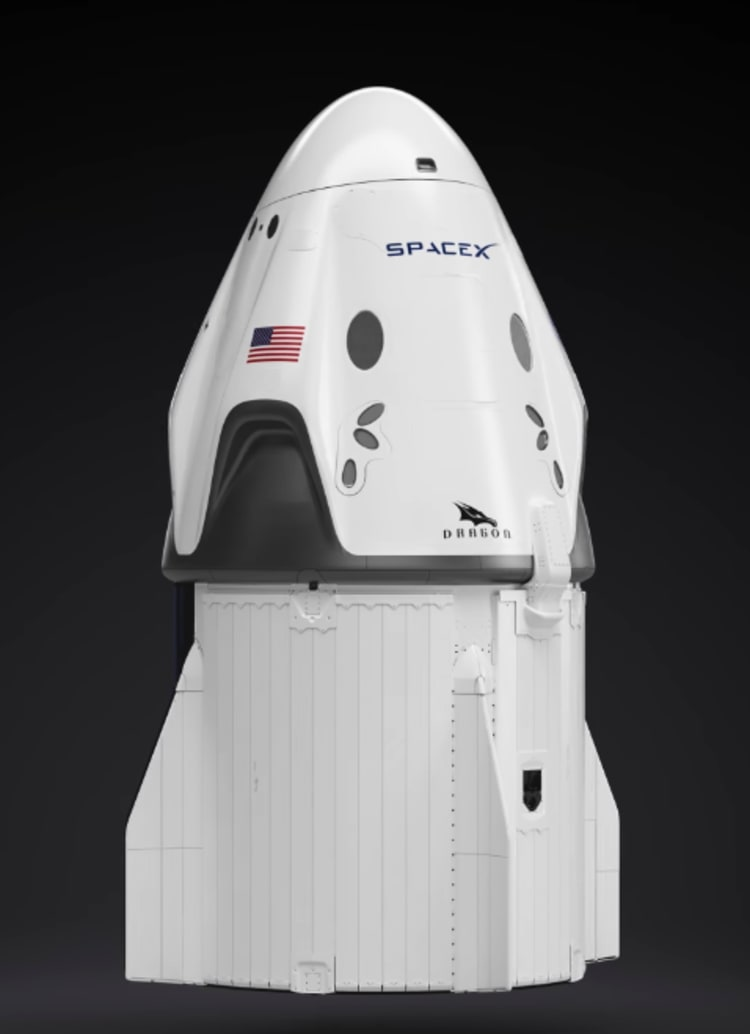 3 Great Lessons the SpaceX Dragon Human Flight Teaches Kids
