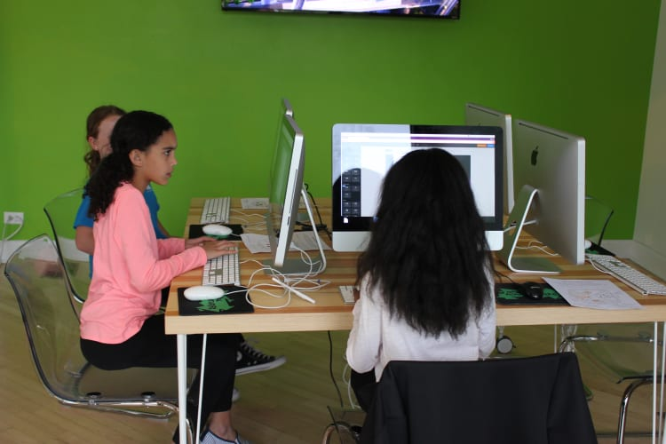 Let's get girls excited about coding again!