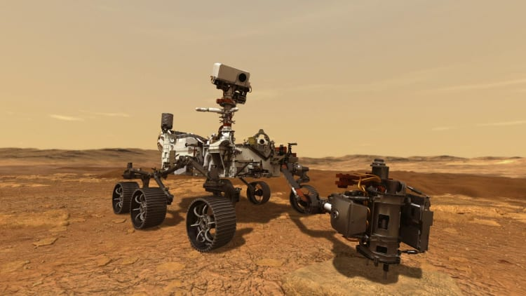 10 Key Facts Kids Should Know About Mars Perseverance Rover