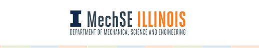 U of I Mechanical Engineering logo