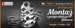 Szkolenie Montaż i postprodukcja filmowa adresowane jest do wszystkich zainteresowanych pracą z filmem.