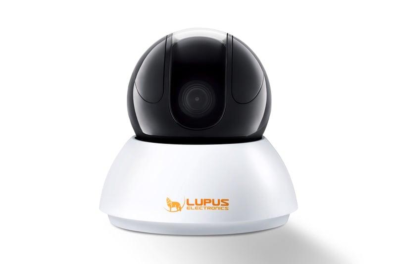 Lupusnet HD LE203 WLAN-Domekamera für den Innenbereich