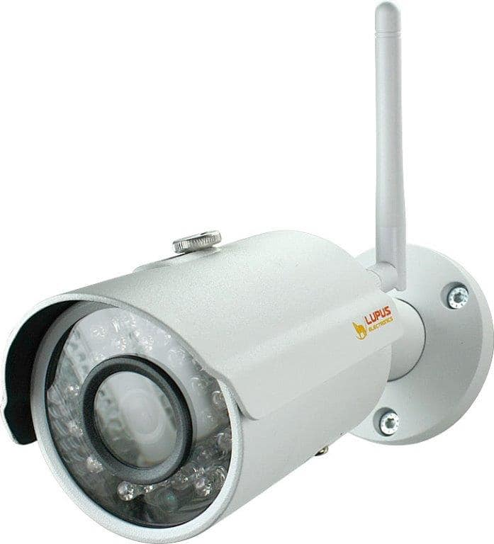 Lupusnet HD LE201 WLAN-Außenkamera