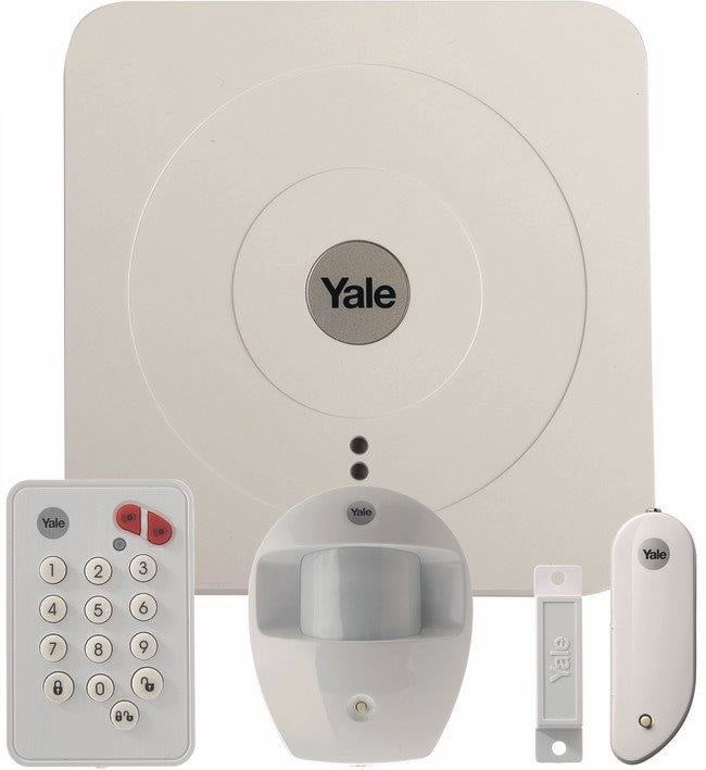 Yale Smart Alarm SR-2100i-Set