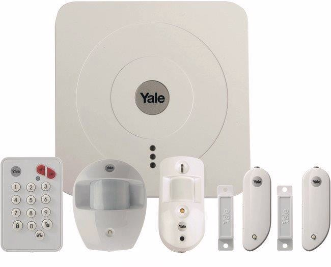 Yale Smart Alarm SR-3200i-Set