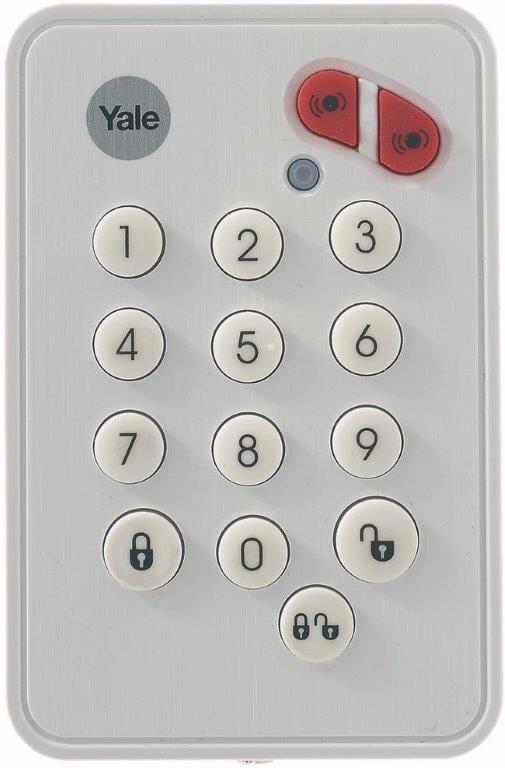Yale Smart Alarm Tastatur