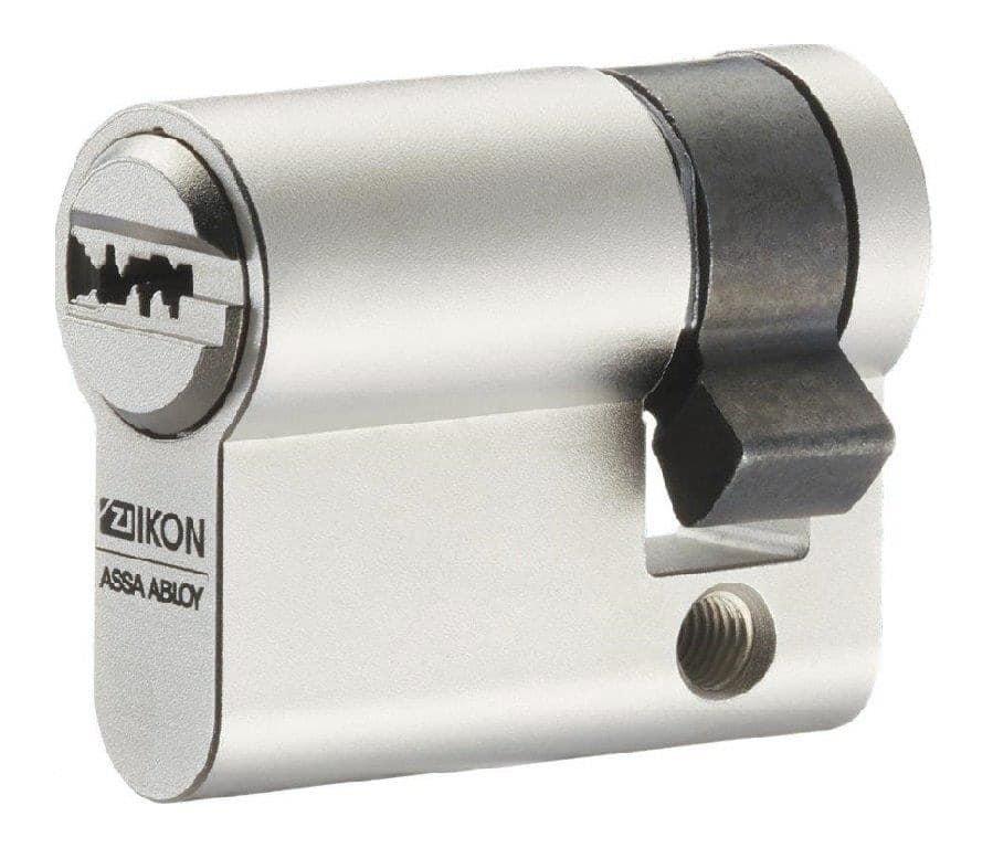 Assa Abloy IKON RW6 Halbzylinder mit 3 Schlüssel